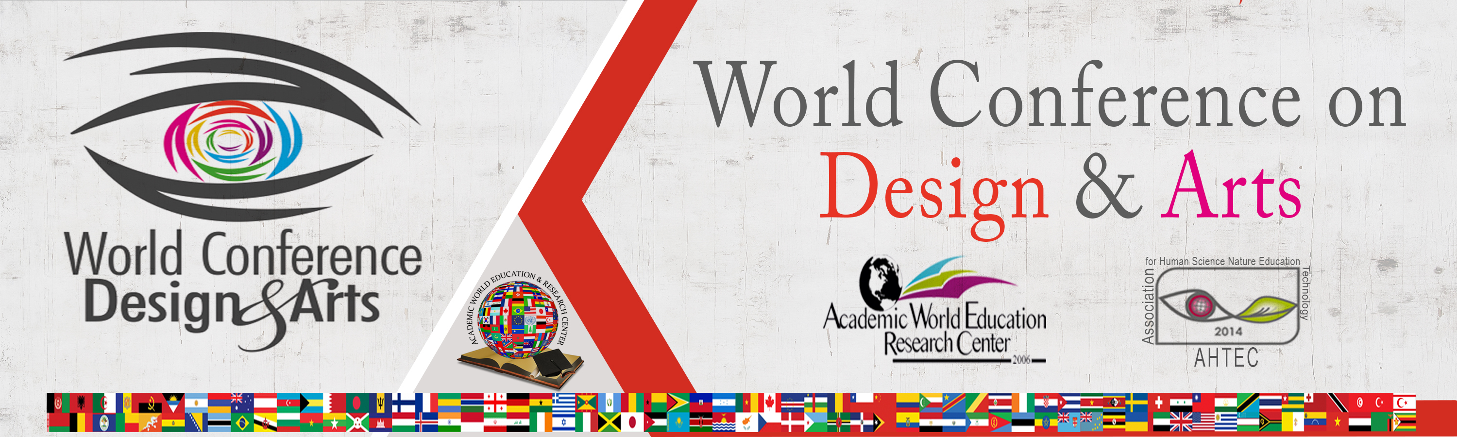 WORLD CONFERENCE on DESIGN and ARTS