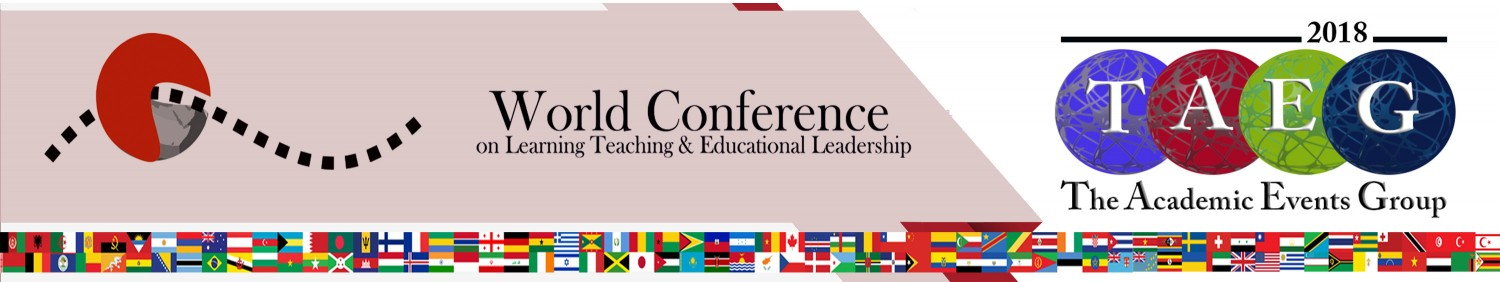 World Conference on Learning, Teaching and Educational Leadership